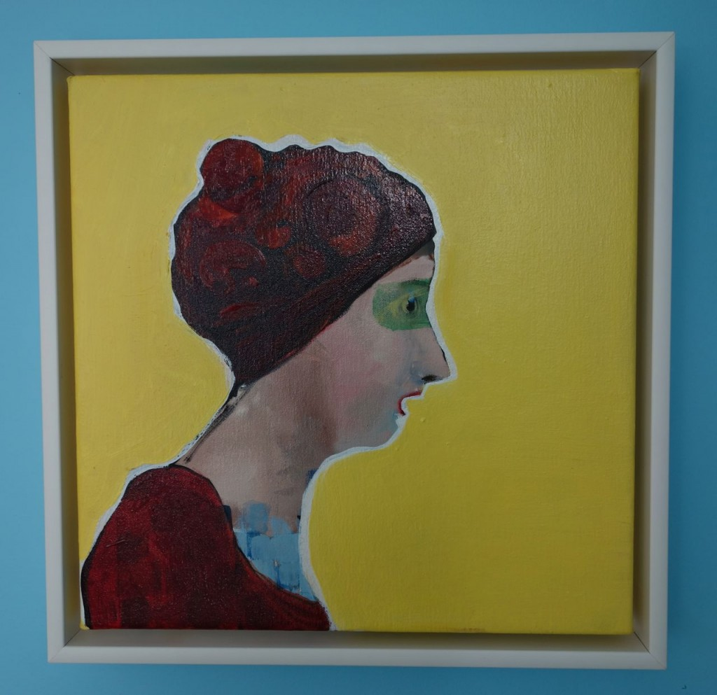 Sharon Kitching Yellow Wallpaper
